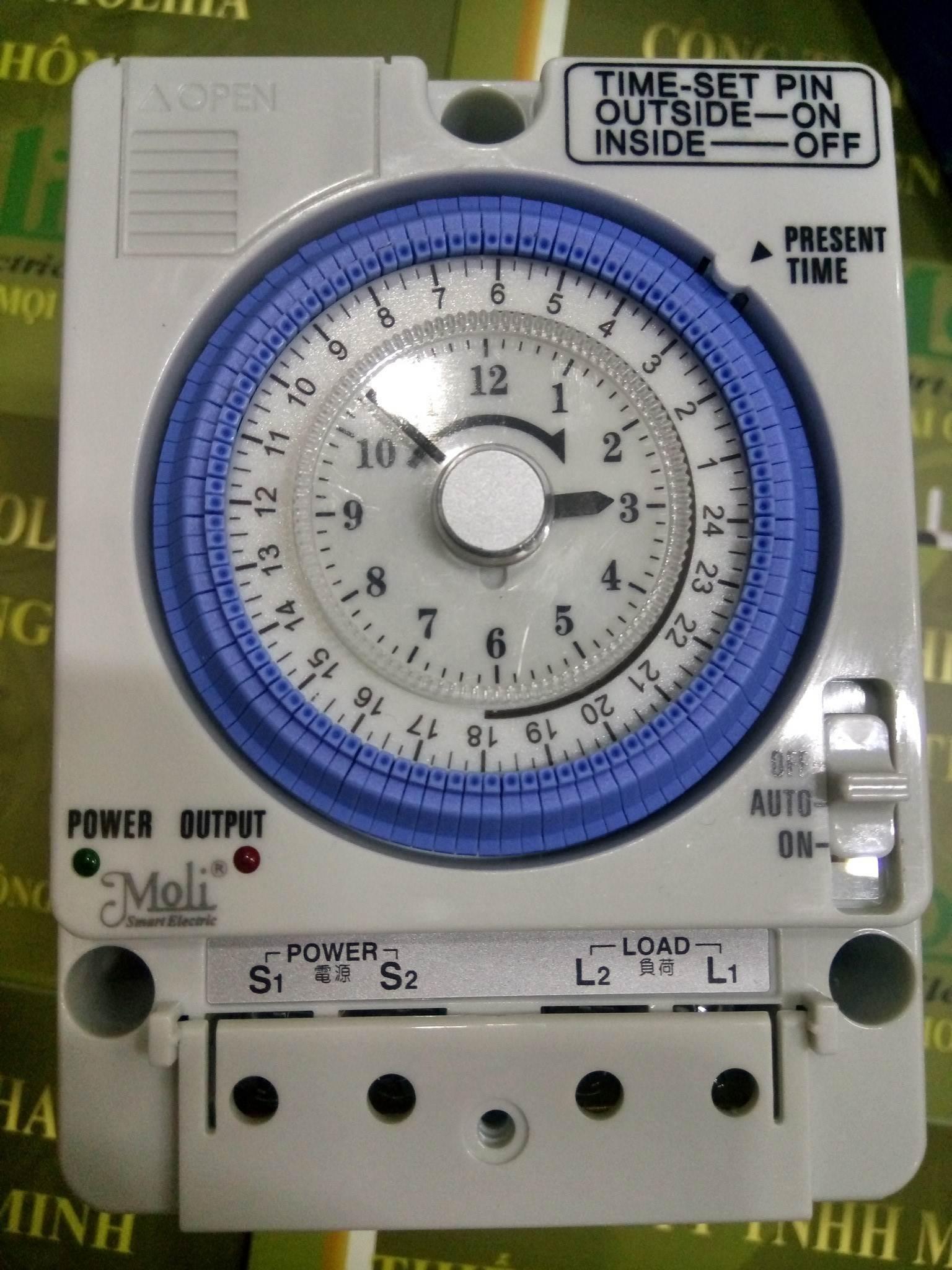 Timer 24h ML-TB35